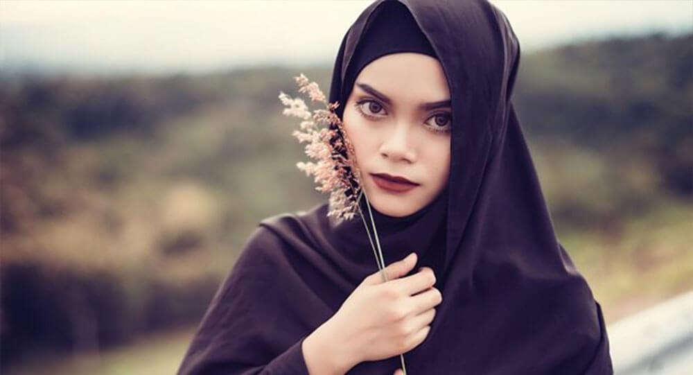 Muslimische Frauen Charakter und Eigenschaften